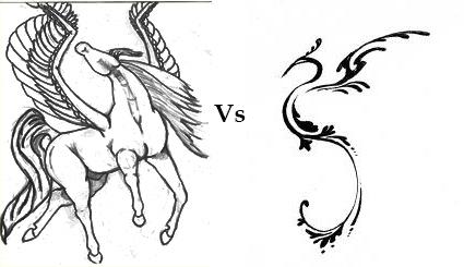 pegasus versus avefenix